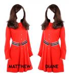 Diane Dwyer and Matthew de Leon